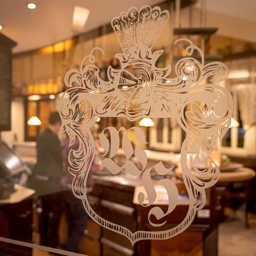 Wappen Hotel Restaurant Wuppertaler Hof